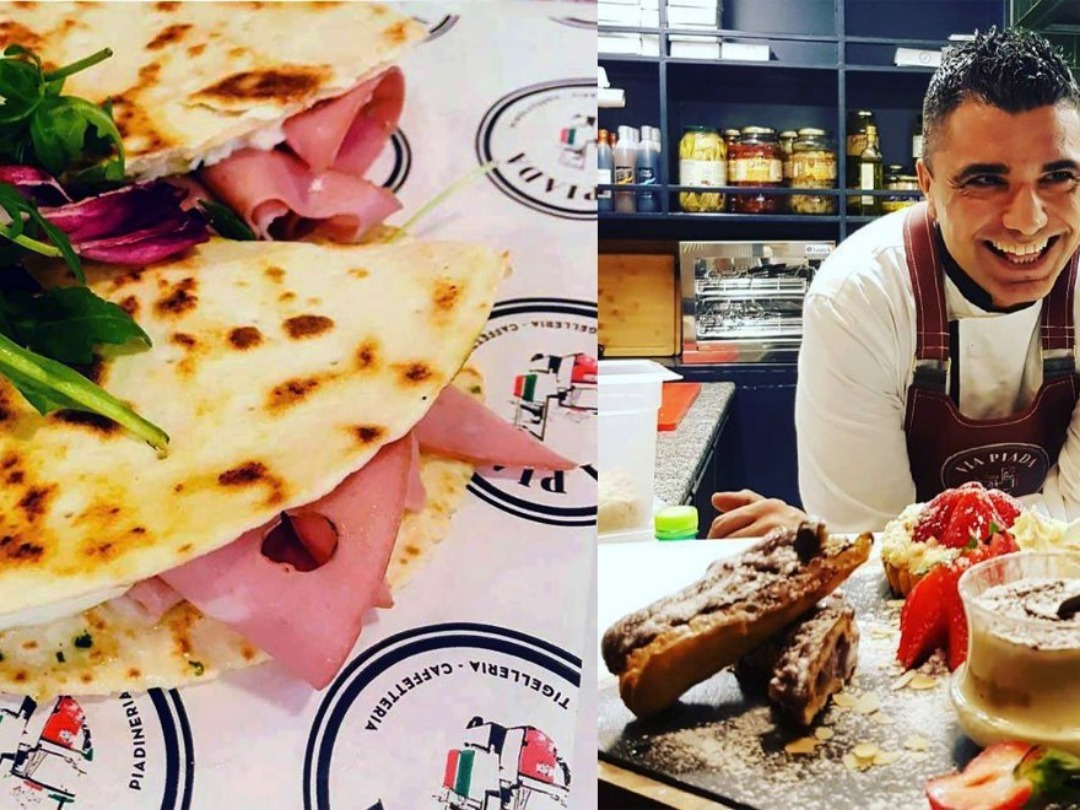 εθνοσ: 5 στασεις για street food με ιταλικο ταμπεραμεντο